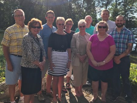 Photo of ICC Foundation Board of Directors